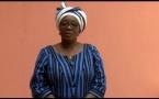 Message de la Première Dame de Centrafrique Brigitte Touadéra sur la lutte contre le COVID-19