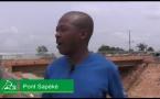 Pont Sapéké construit sur les fonds RCPCA