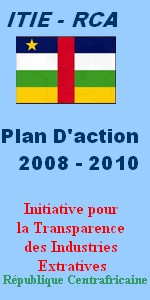 ITIE-RCA: PLAN D'ACTION TRIENNAL 2008-2010