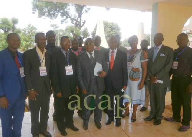 Ouverture à Bangui des travaux de la 3ème conférence de l'Association des Eglises Volontaires Amour du Christ (AEVAC)