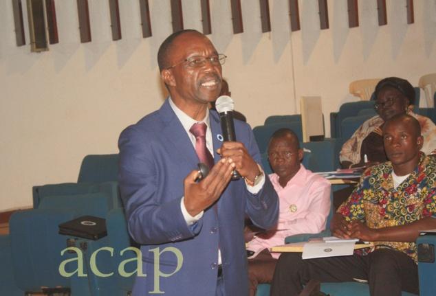 Poursuite à Bangui  des travaux de la première  session ordinaire du Conseil économique et social