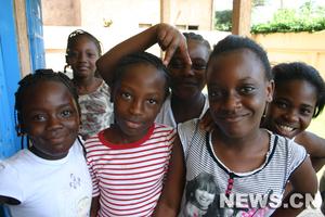 Des enfants togolais espèrent avoir une planète sans catastrophes naturelles (REPORTAGE)