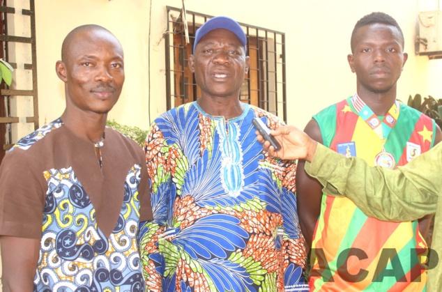 La Centrafrique occupe le 3ème rang à la 4ème édition de beach-volley au Cameroun