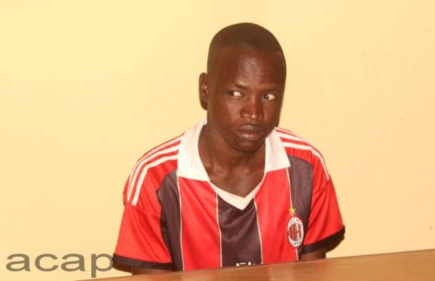 "Reprise à Bangui du procès du chef-anti-balaka Rodrigue Ngaïbona  alias ""Général Andjilo''"