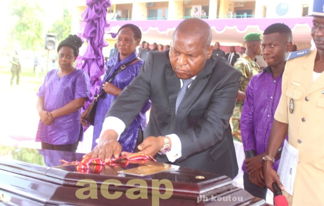 L'Etat et les médias rendent hommage à l'ancien ministre Tchakpa Mbrède