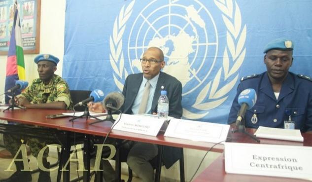 La MINUSCA réaffirme son soutien au système judiciaire centrafricain