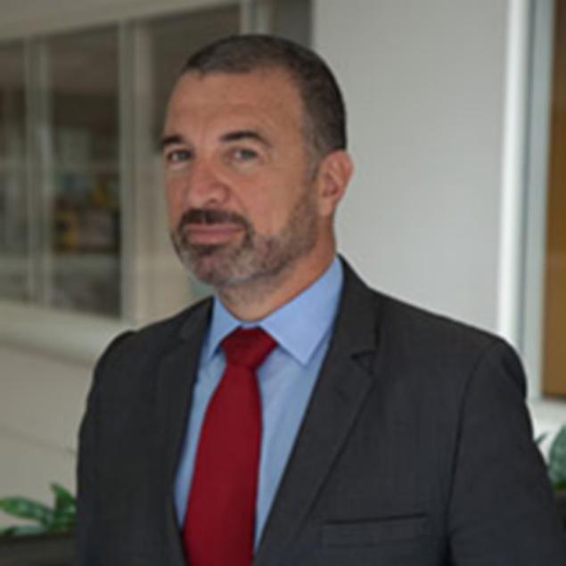 Le Directeur des Opérations pour la RCA, Jean-Christophe Carret