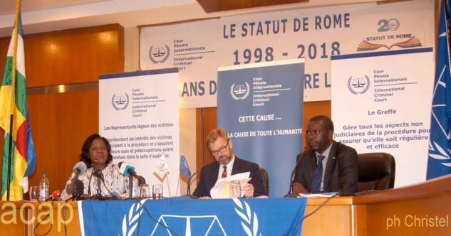 Vers une assistance aux victimes des exactions des troupes de Jean-Pierre Bemba