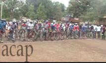 Jonathan Zabo remporte la deuxième édition du «Bangui Cyclisme-Challenge»