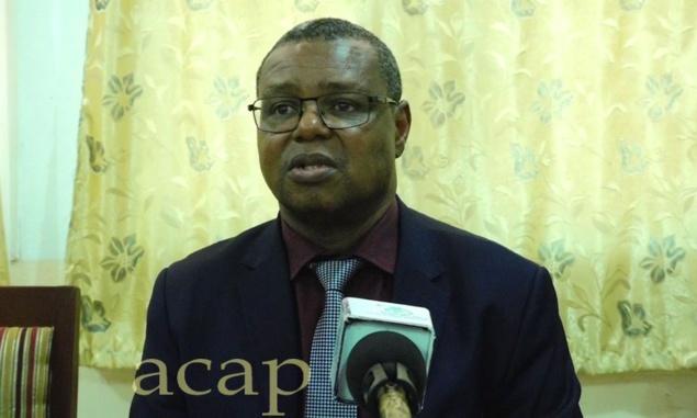 ministre de la sante, Pierre Somse