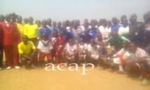 Des activités sportives marquent le premier anniversaire de la disparition du footballeur Anatole Koé