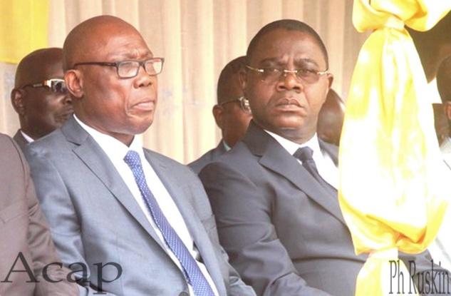 Deux Ministres de la République Centrafricaine  à Malabo pour pousser l'intégration de la CEMAC
