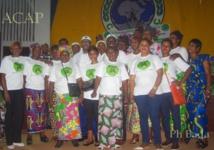 Célébration à Bangui du 5ème anniversaire de l'Alliance pour une Nouvelle Centrafrique