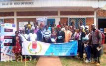 L'association des blogueurs invitent les étudiants de l'université de Bangui à lutter contre les fausses informations et les discours de haine