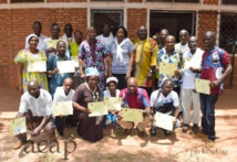 Les rideaux sont tombés sur la session de formation des conseils centraux diocésains de la société Saint Vincent de Paul de Centrafrique
