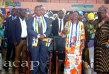 Clôture à Bangui de la journée de prière et de jeûne organisée par le groupement des femmes agropastorales