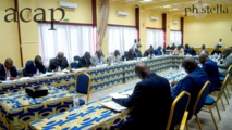 Ouverture à Bangui d'un séminaire gouvernemental relatif à la Commission Vérité, Justice, Réparation et Réconciliation