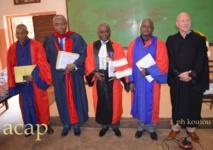Fin de la session de soutenance de thèse de doctorat de la faculté de médecine de l'université de Bangui