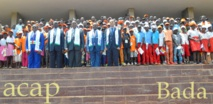 Lancement officiel à Bangui de la campagne de lutte contre l'enrôlement d'enfants par les forces et les groupes armés