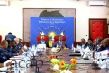 Le Premier-ministre Firmin Ngrébada préside les travaux de la 3ème session du Comité Exécutif de Suivi de l'Accord Politique pour la Paix et la Réconciliation en Centrafrique
