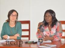 Ouverture d'une maison de services pour la société civile centrafricaine