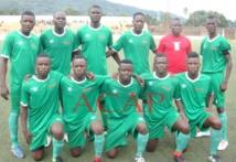 Le SCAF domine l'As Ngbagré 3 – 0 à l'ouverture de la première journée du championnat de la ligue de football de  Bangui en première division, saison 2019/2020