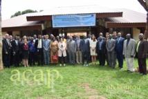 Le ministre Thierry Kamach lance les projets du programme ECOFAC VI