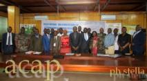 Les participants à l'atelier national  sur la mise en oeuvre de la convention de kinshasa