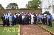 Les participants à l'atelier de renforcement des capacités des leaders