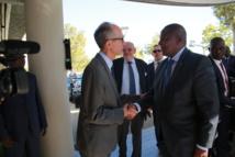 Le Président Touadera participe à la 6ème conférence de reconstitution des ressources pour la lutte contre le Sida, la Tuberculose et le Paludisme