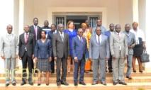 Réunion inaugurale de démilitarisation des établissements pénitentiaires en RCA