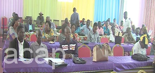 Célébration à Bangui de la journée internationale de la fin de l'impunité contre les journalistes