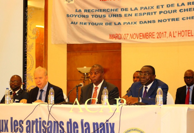 Bangui abrite bientôt la 3ème édition de la rencontre internationale de prière