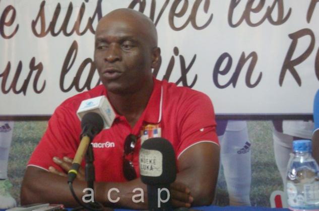 Les Fauves sont prêts pour affronter l'équipe nationale de football du Burundi