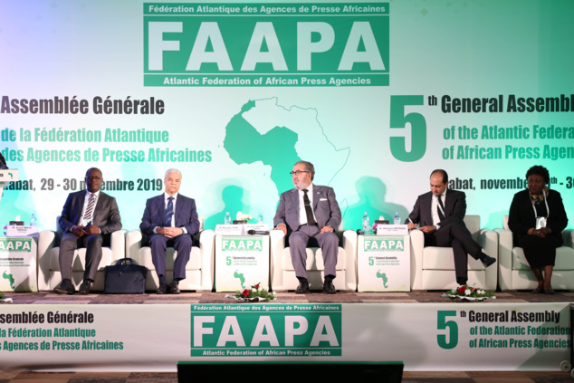 Ouverture à Rabat au Maroc de la 5ème Assemblée générale de la FAAPA