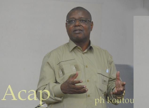 Le Ministre Pierre Somsé préside la réunion du comité de pilotage sur la mise en œuvre d'une unité de gestion.
