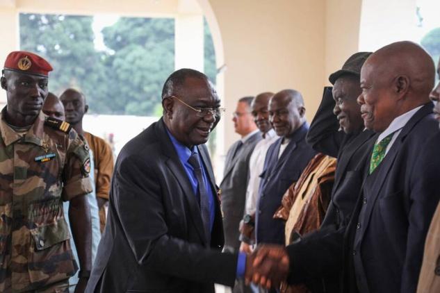 L'ex-chef d'Etat de transition Michel Djotodia est rentré à Bangui