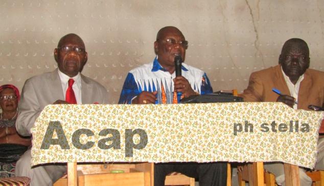 Le MLPC annonce la prochain date de son congrès pour désigner son candidat aux élections présidentielles