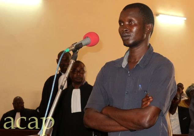 Un des chefs anti-balaka de Bangassou devant la cour criminelle