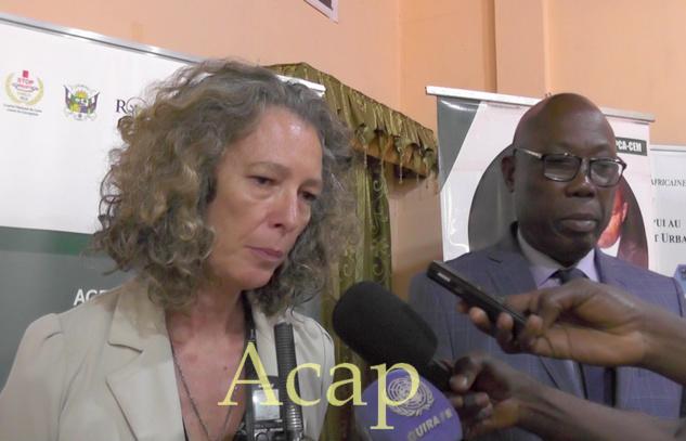 Réunion de réflexion sur les résultats de la mise en œuvre du RCPA