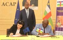 L'UE octroie 15,5 Millions d'Euro pour les prochaines élections générales en Centrafrique