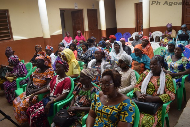 Les femmes leaders du PK5 sensibilisées sur la prévention de l'incitation à la haine et la violence