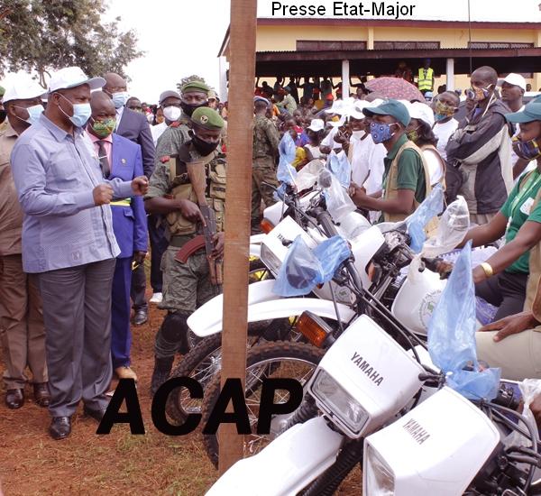 Le Président Touadera lance des grands projets agropastoraux à Yaloké