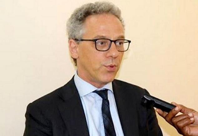 M. Han Fraeters, représentant de la Banque mondiale en RCA