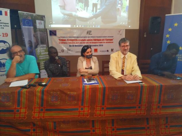 Lancement à Bangui du Festival du Film Afro-Européen