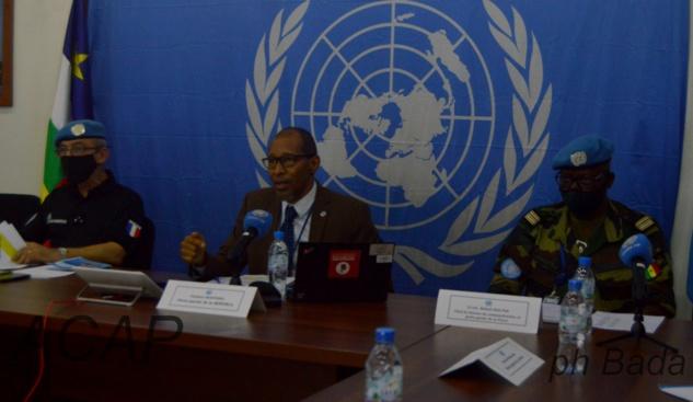 Centrafrique élections: La MINUSCA salue l'enthousiasme des Centrafricains aux élections générales du 27 décembre 2020