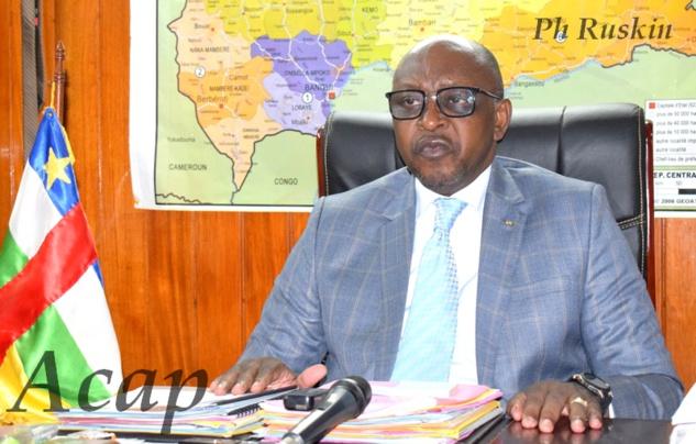 Le Gouvernement encourage la population de Bangui à vaquer librement à leurs occupations