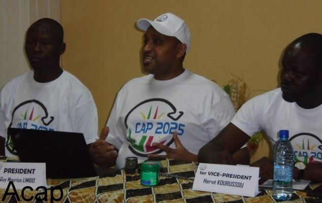 Guy-Maurice Limbio ambitionne rebâtir le basketball centrafricain