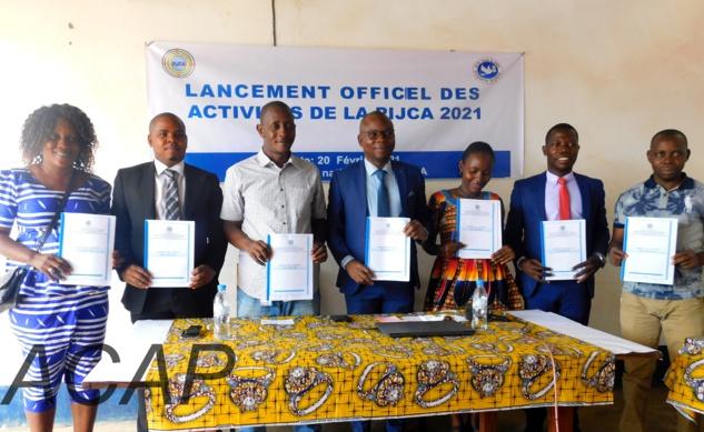 La Plateforme Interconfessionnelle de la Jeunesse Centrafricaine dresse son bilan de l'année 2020