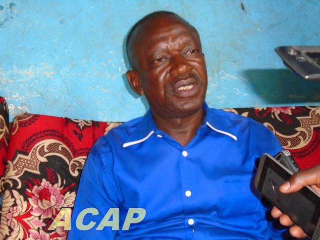 Le député de Paoua1, Lucien Mbaïgoto œuvre pour la paix prônée par le président Touadéra